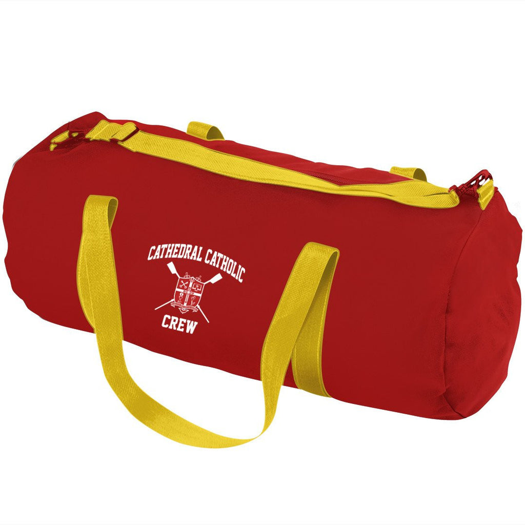 Cathedral Catholic Crew Team Duffel Bag (Medium)