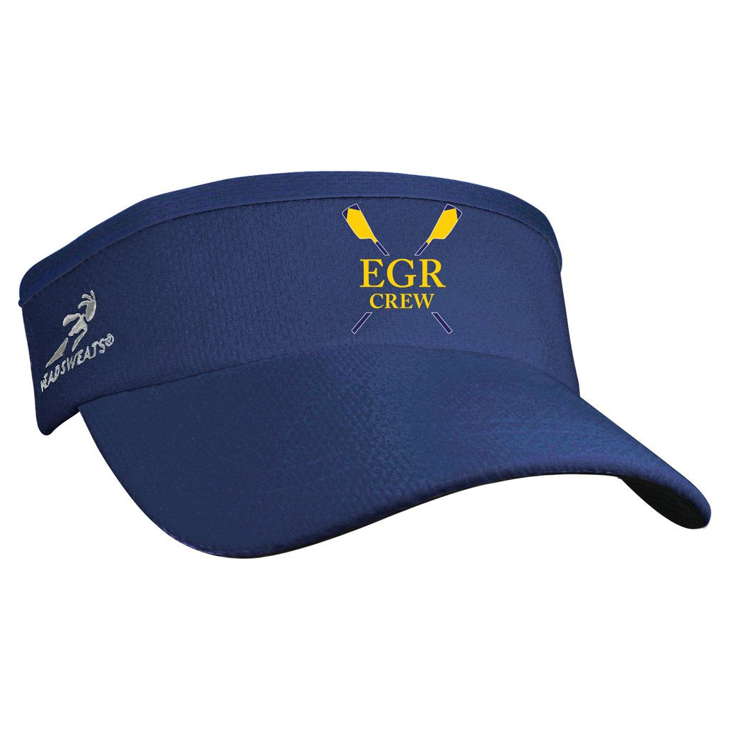 East Grand Rapids Crew Headsweats Visor