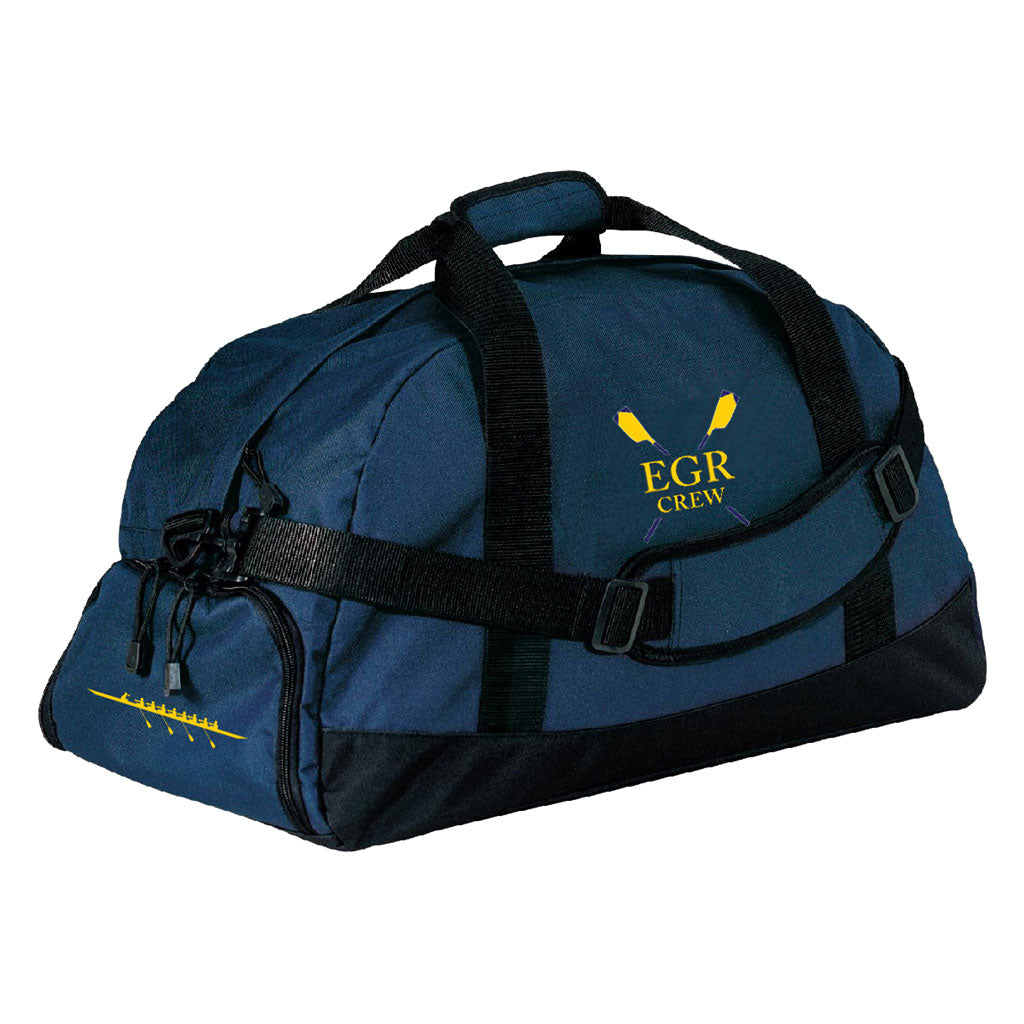 East Grand Rapids Crew Team Race Day Duffel Bag