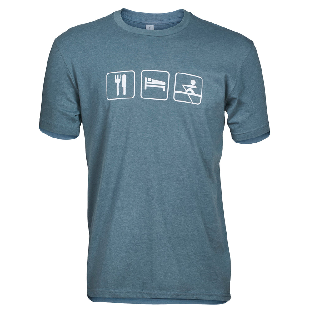 Eat, Sleep, Row T-Shirt