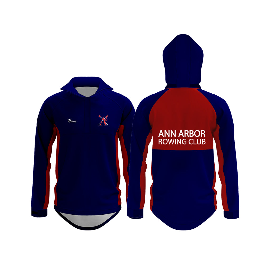 Ann Arbor Rowing Club Hydrotex Elite Performance Jacket