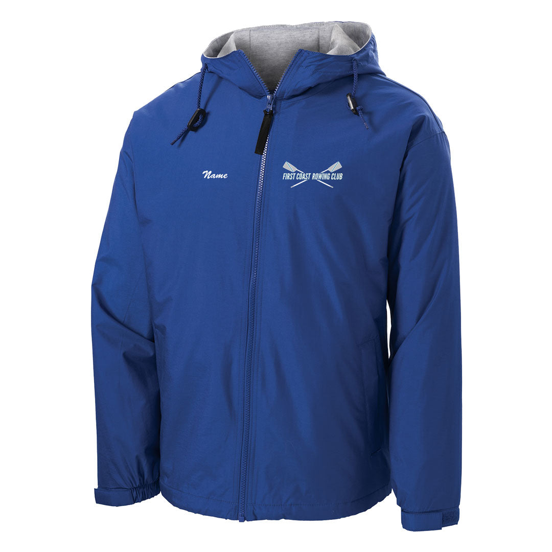 First Coast Rowing Club Team Spectator Jacket