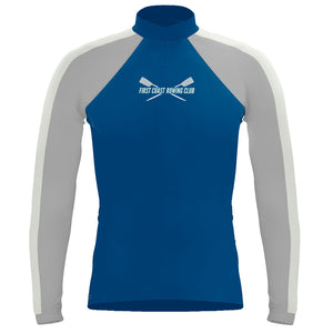 Long Sleeve First Coast Rowing Club Warm-Up Shirt