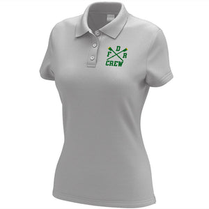FDR Crew Embroidered Performance Ladies Polo