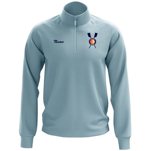 Fox River Rowing Association Mens Performance Pullover