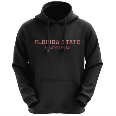 50/50 Hooded Florida State Rowing Pullover Sweatshirt