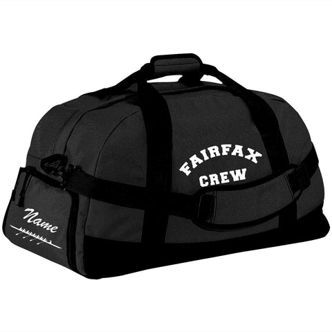 Fairfax Crew Team Race Day Duffel Bag