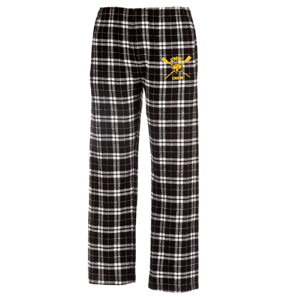 UMBC Crew Flannel Pants