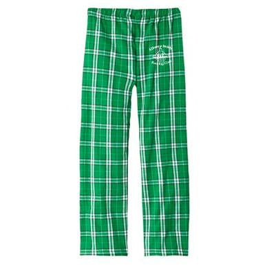 Albany Irish Rowing Club Flannel Pants