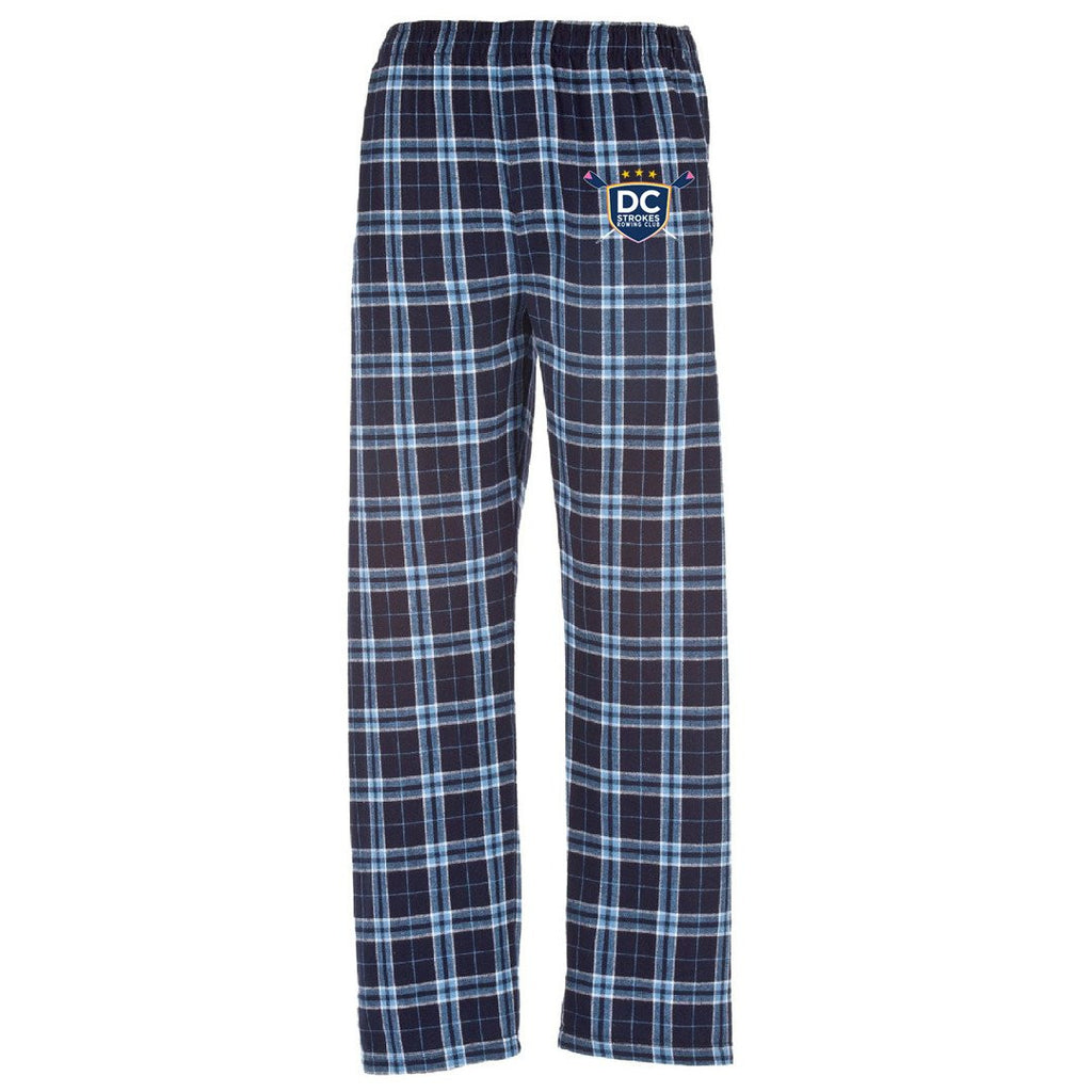 DC Strokes Rowing Club Flannel Pants
