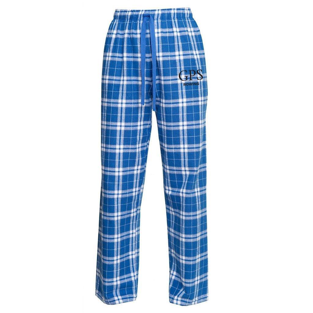 Girls Prep School Crew Flannel Pants