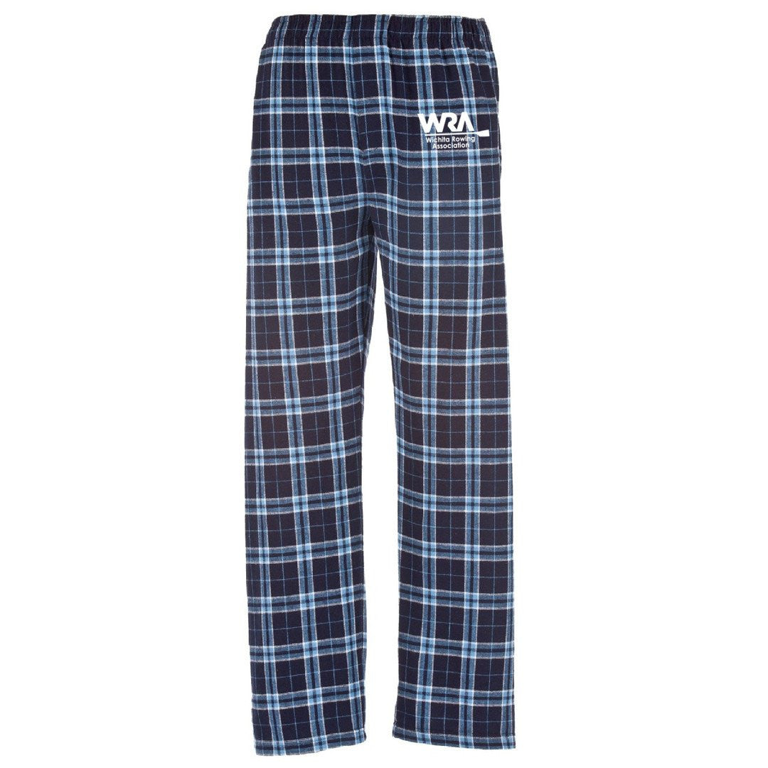 Wichita Rowing Association Flannel Pants