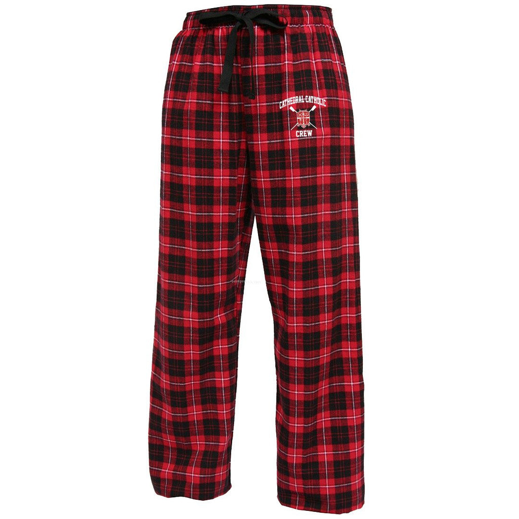 Cathedral Catholic Crew Flannel Pants