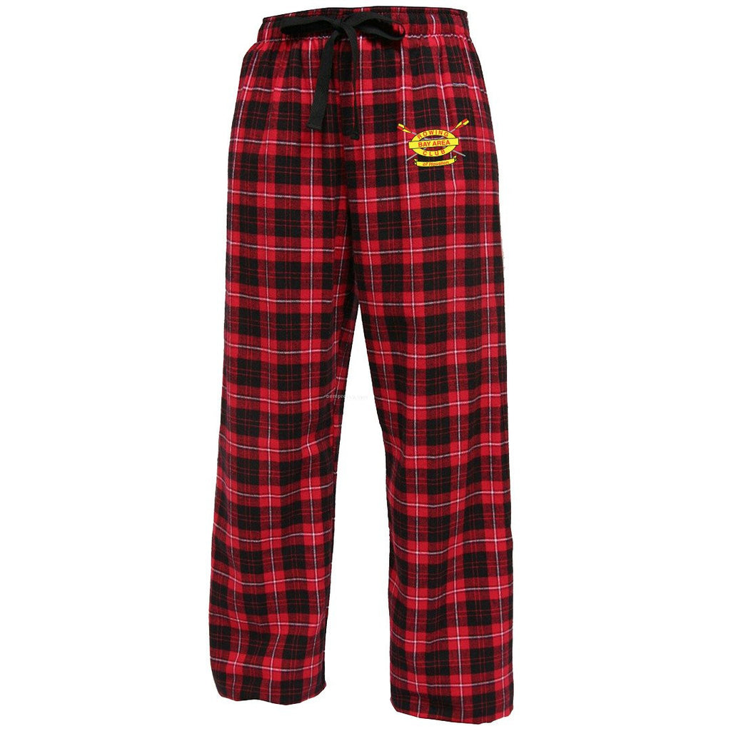 Bay Area Rowing Club Flannel Pants