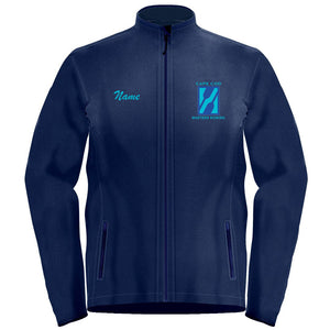 Full Zip Cape Cod Masters Rowing Fleece Pullover