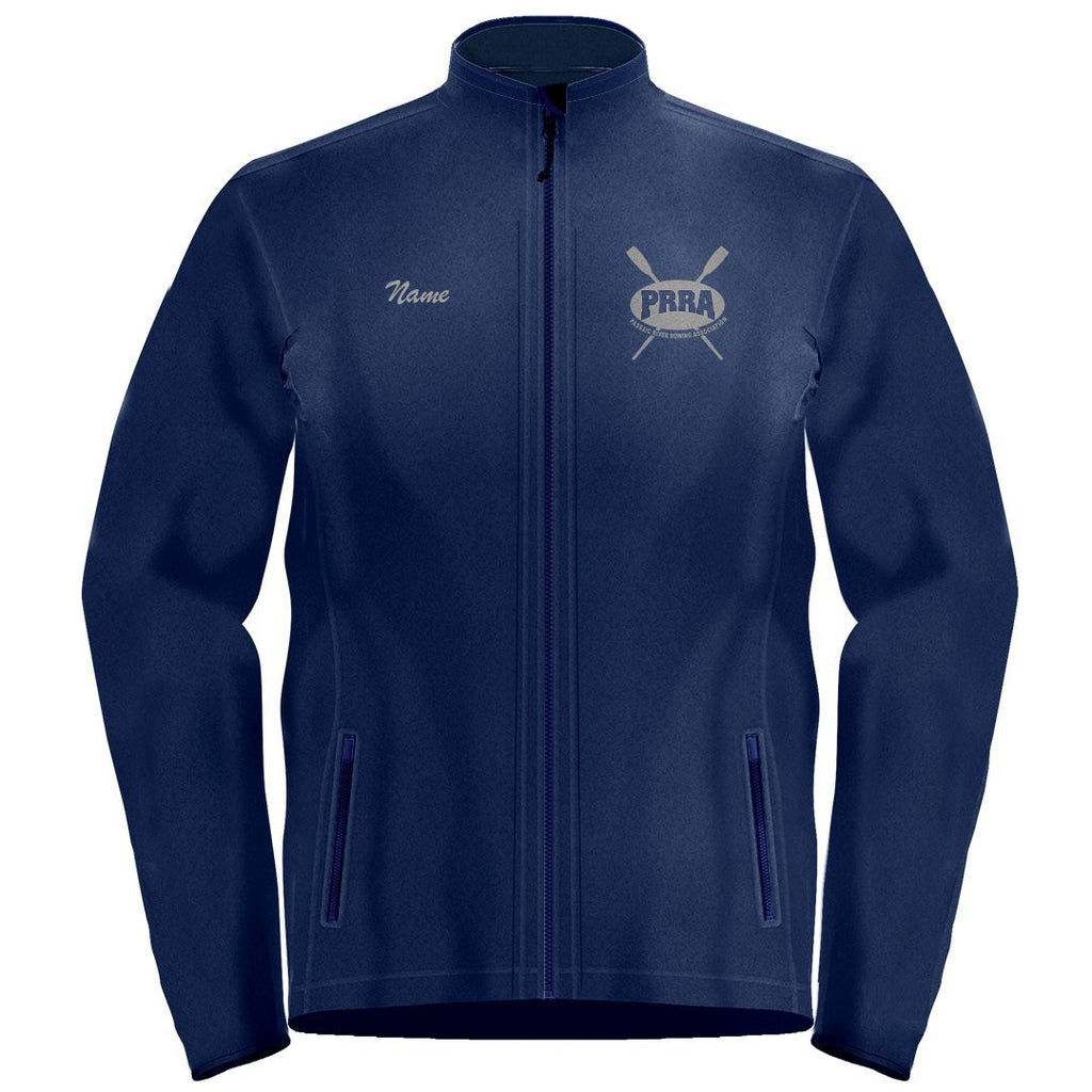 Full Zip Passaic River Rowing Association Fleece Pullover