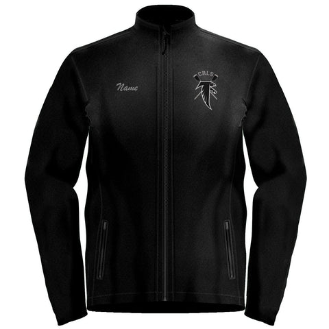 Full Zip Cambridge Rindge and Latin School Crew Fleece Pullover
