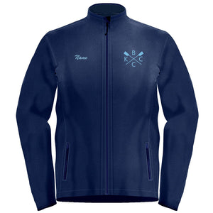 Full Zip Kansas City Boat Club Fleece Pullover