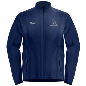Full Zip St Louis Rowing Club Fleece Pullover