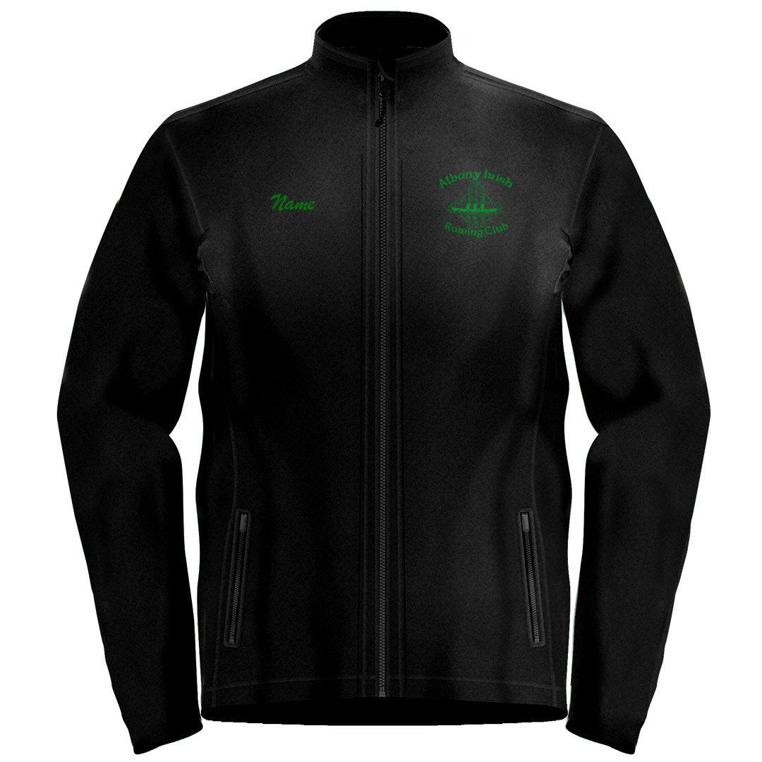 Full Zip Albany Irish Rowing Club Fleece Pullover