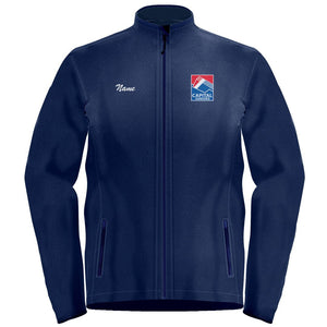 Full Zip Capital Rowing Juniors Fleece Pullover
