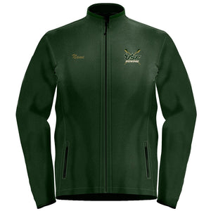 Full Zip University of Southern Florida Fleece Pullover