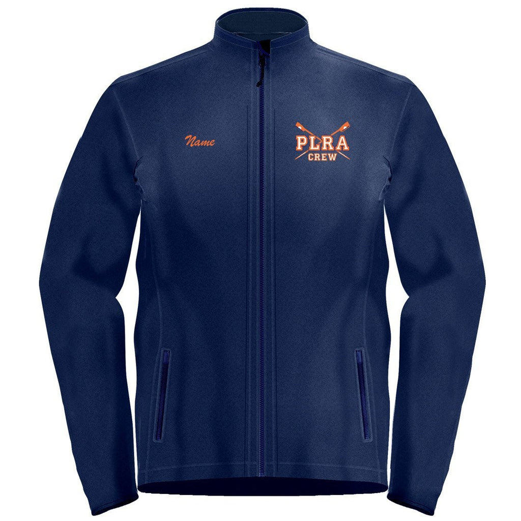 Full Zip Portage Lake Rowing Association Fleece Pullover