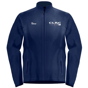 Full Zip Crystal Lake Rowing Club Junior Fleece Pullover