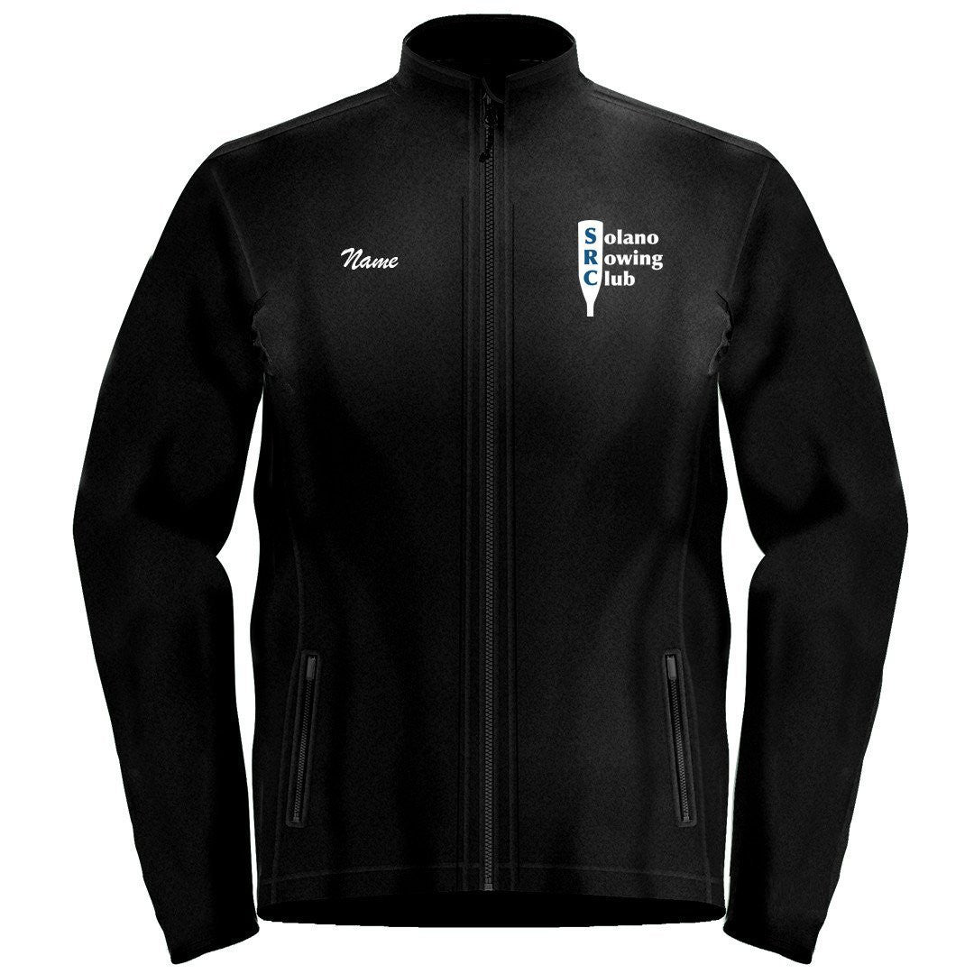 Solano Rowing Club - Rowverines Full Zip Fleece