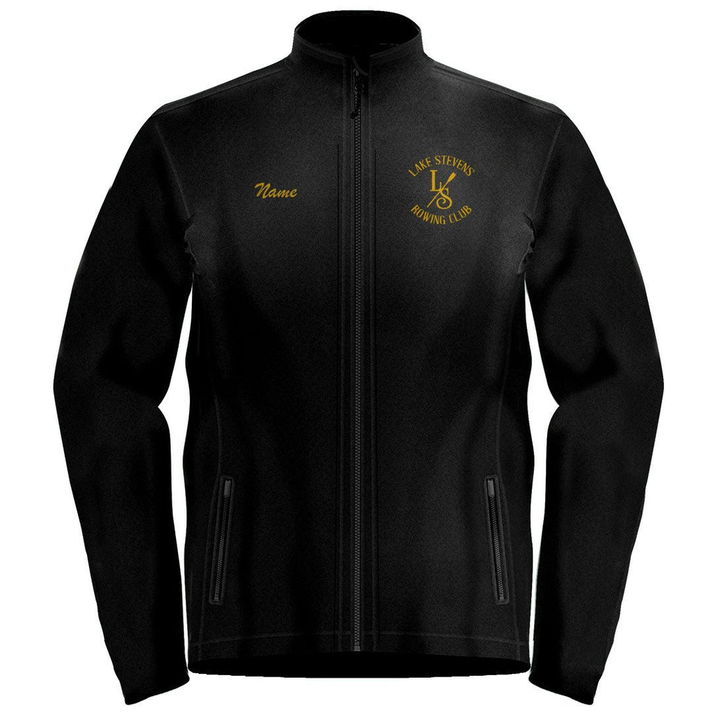 Full Zip Lake Stevens Rowing Club Fleece Pullover