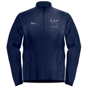 Full Zip Narragansett Boat Club Fleece Pullover