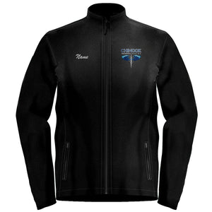 Full Zip Chinook Performance Racing Fleece Pullover