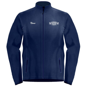Full Zip Hilton Head Island Crew Fleece Pullover