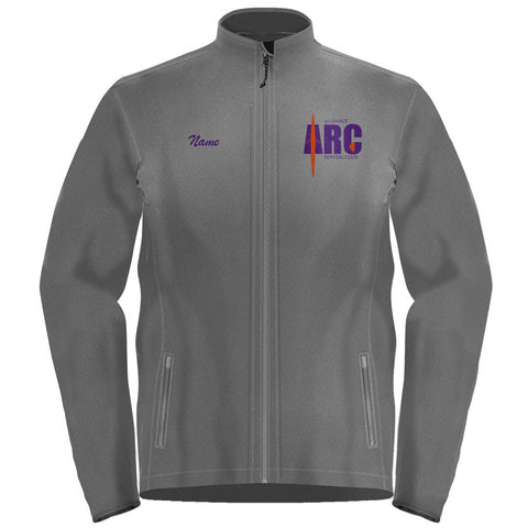 Full Zip Alliance Rowing Club Fleece Pullover