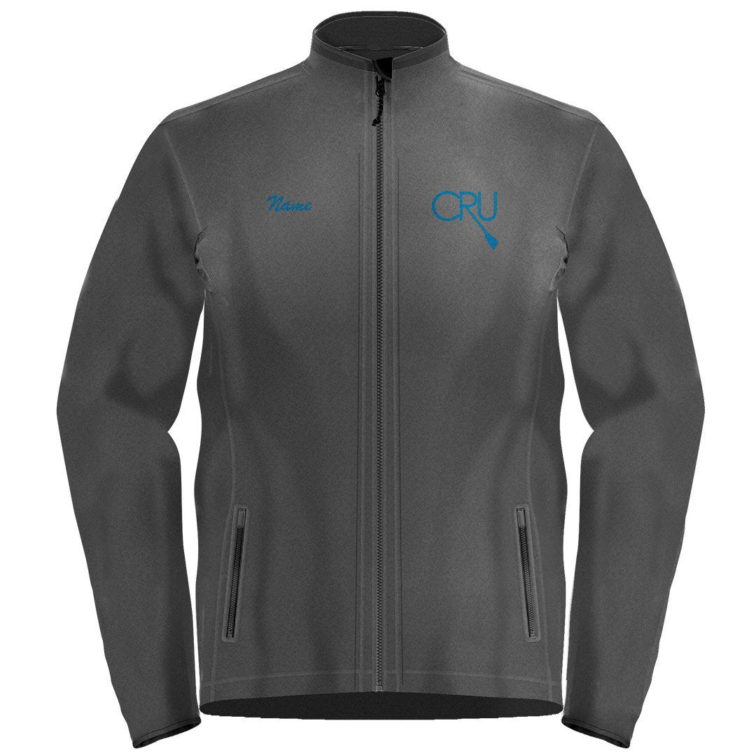 Full Zip Chicago Rowing Union Fleece Pullover