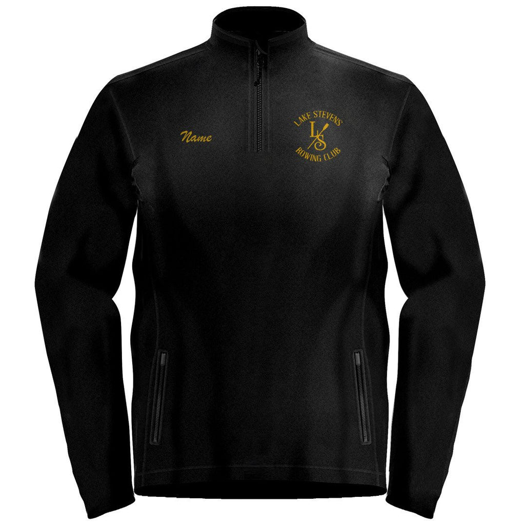 1/4 Zip Lake Stevens Rowing Club Fleece Pullover