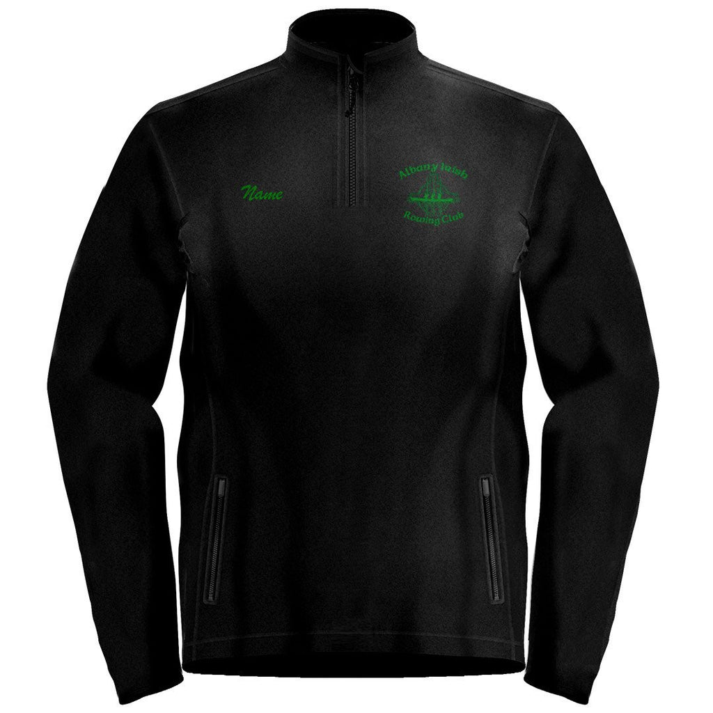 1/4 Zip Albany Irish Rowing Club Fleece Pullover