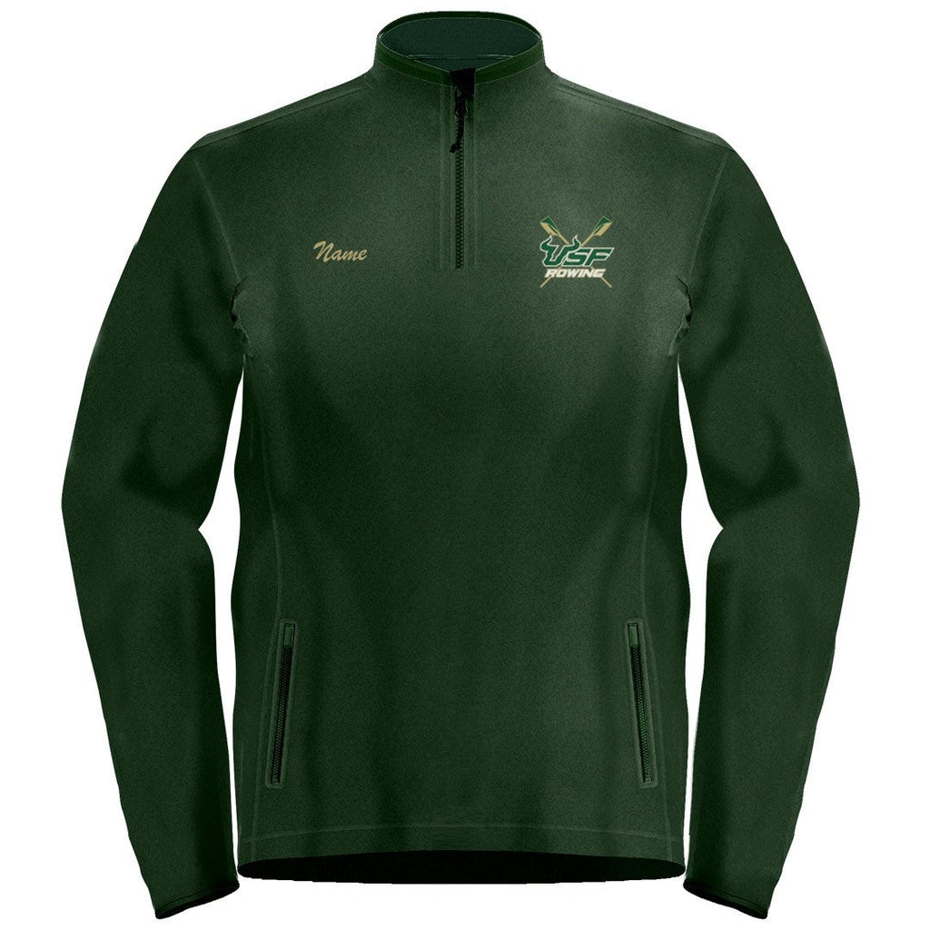 1/4 Zip University of Southern Florida Fleece Pullover