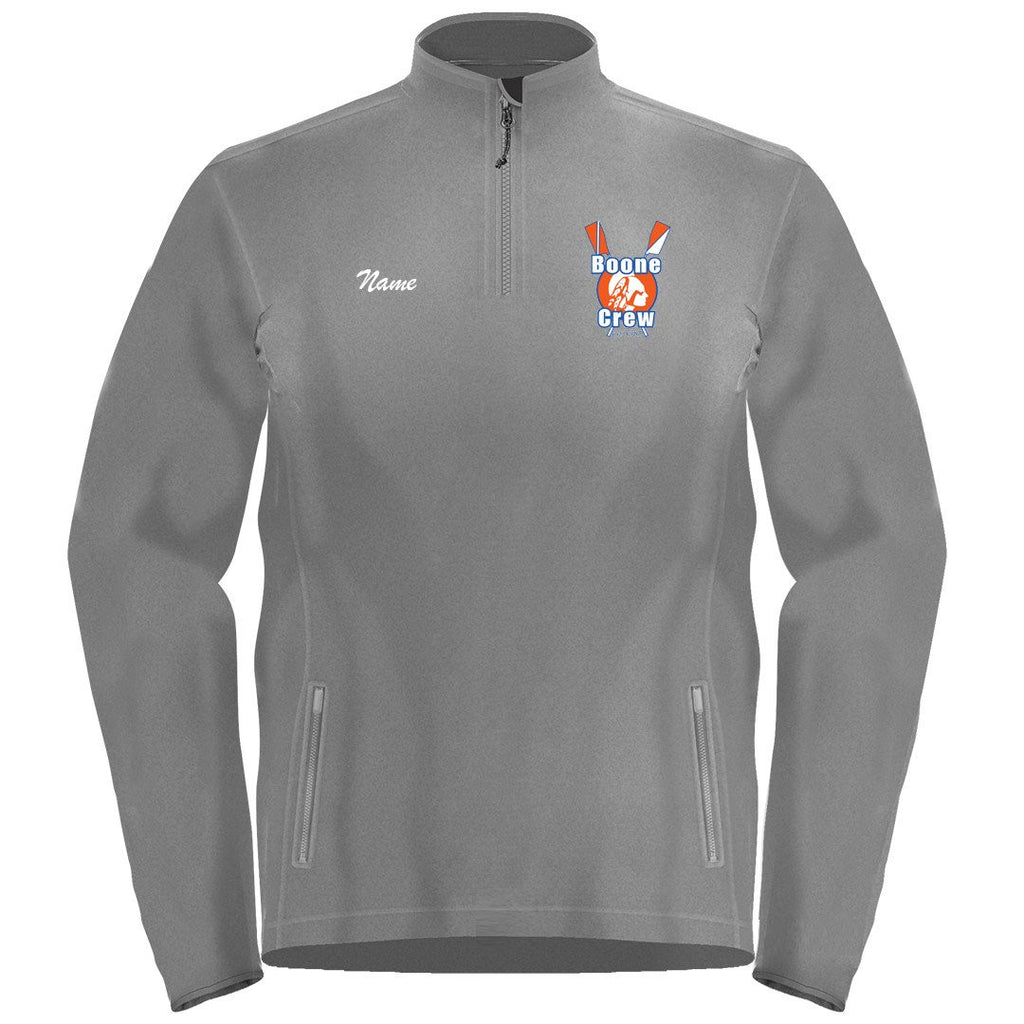 1/4 Zip Boone Crew Fleece Pullover