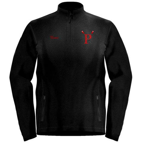 1/4 Zip Pacific Rowing Fleece Pullover