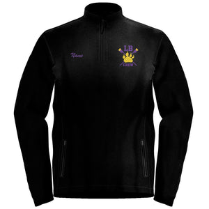 1/4 Zip Lake Braddock Crew Fleece Pullover