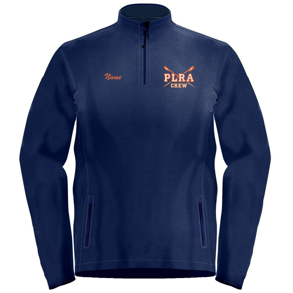 1/4 Zip Portage Lake Rowing Association Fleece Pullover