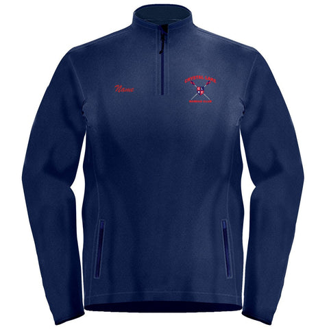 1/4 Zip Crystal Lake RC Fleece Pullover