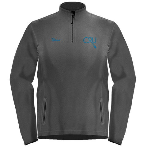 1/4 Zip Chicago Rowing Union Fleece Pullover
