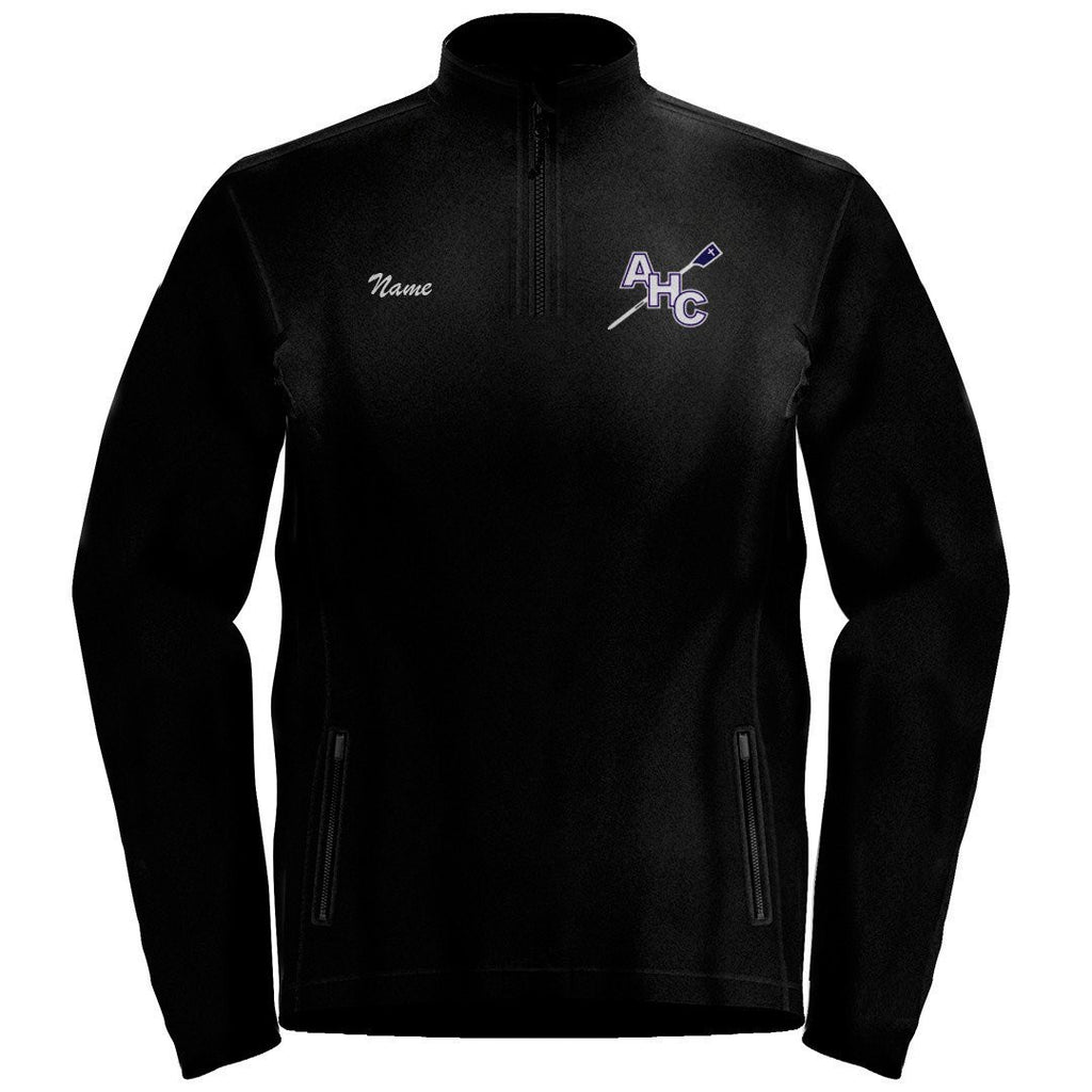 1/4 Zip Academy of the Holy Cross Crew Fleece Pullover