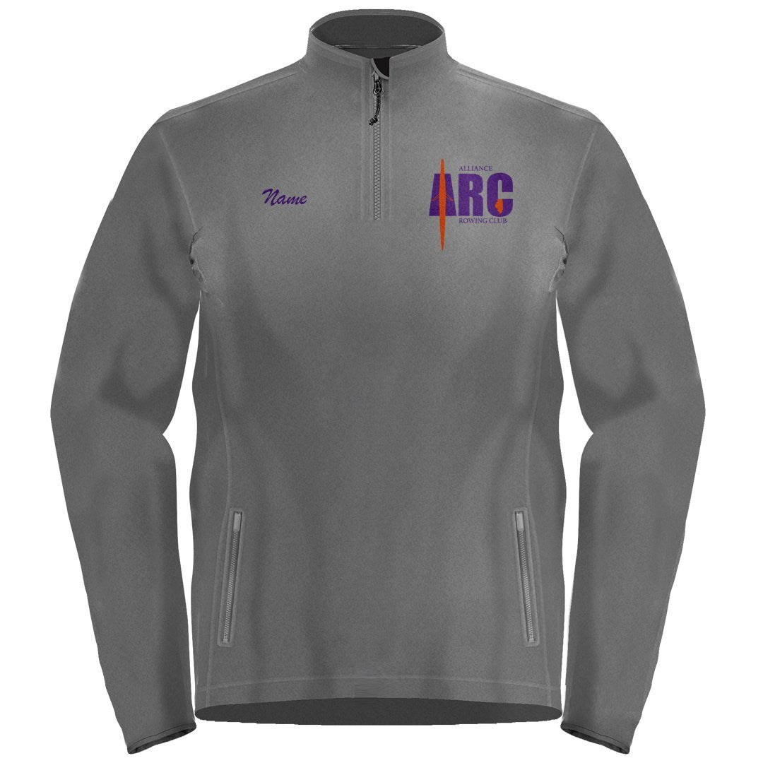 1/4 Zip Alliance Rowing Club Fleece Pullover