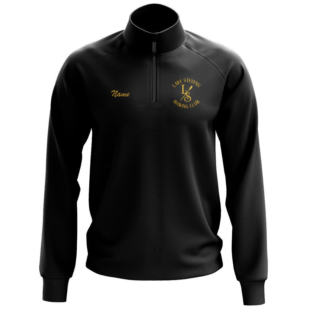 Lake Stevens Rowing Club Mens Performance Pullover