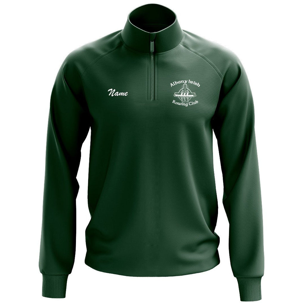Albany Irish Rowing Club Mens Performance Pullover
