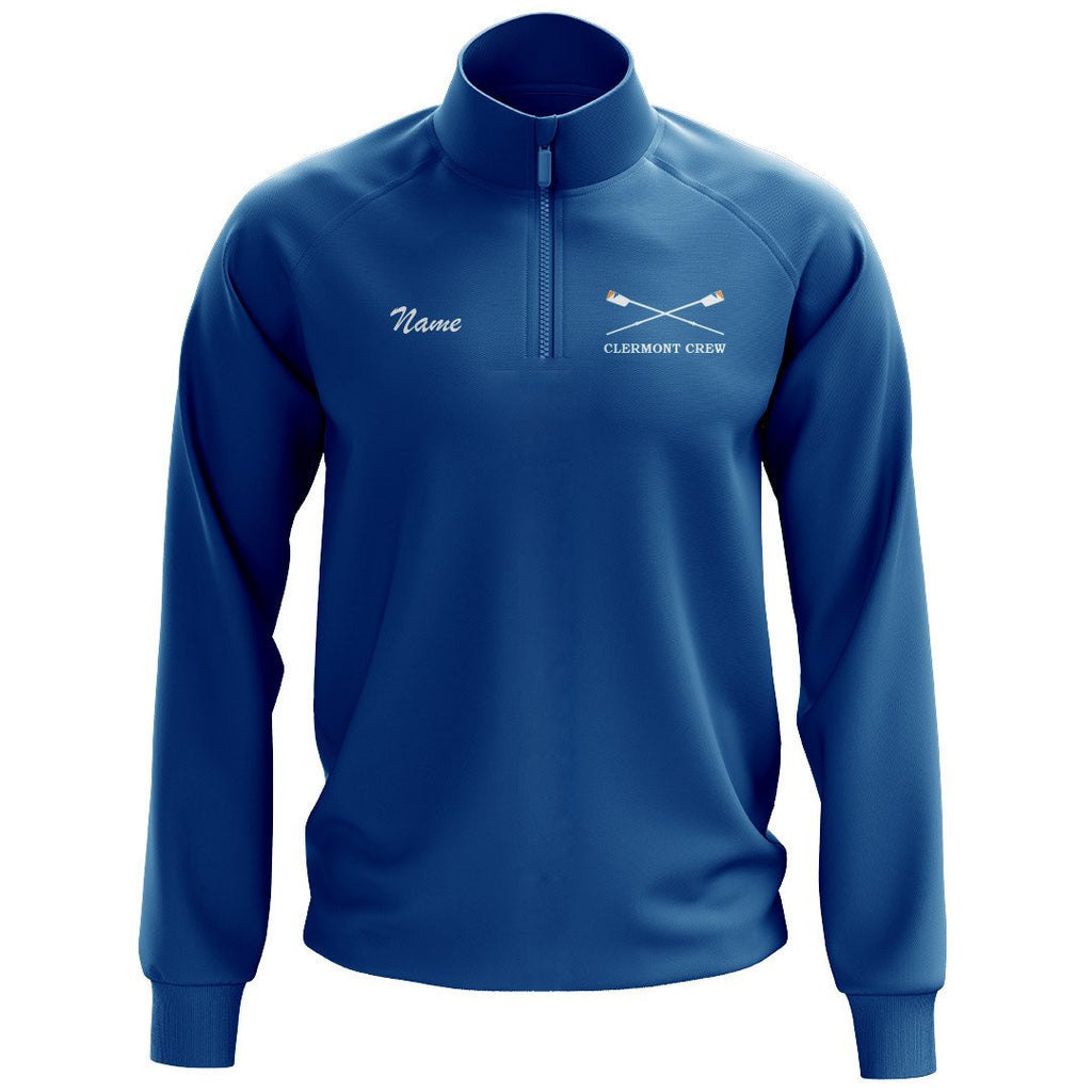 Clermont Crew Mens Performance Pullover