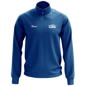 Cincinnati Juniors Rowing Club Mens Performance Pullover